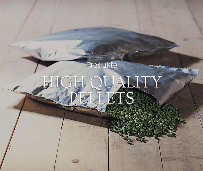 Hopfen - High Qualitiy Pellets
